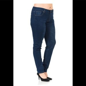 NWT Pasion USA Denim Edition Hi-Rise Skinny Jeans